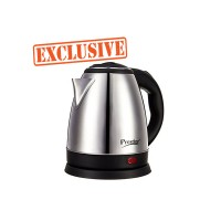 Prestige Electric Kettle PKOSS 1.8Ltr 1500w Stainless Steel