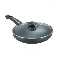Prestige Omega Deluxe Granite Fry Pan 280 mm with lid