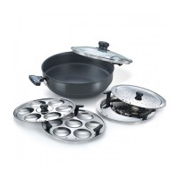 Prestige Multi kadai 280mm Induction Base