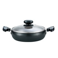 Prestige HA Plus Saute Pan 200 mm with Glass Lid