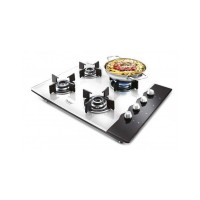 Prestige Gas Stove Schott Hob Top Four Burner PHTS 04