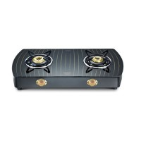 Prestige Glass Top 2 Burner GTS 02 D Gold