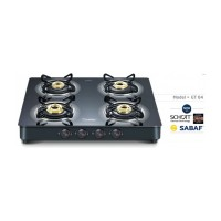 Prestige Gas Stove Royale Plus Schott Glass Top GT 04