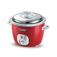 Prestige Delight Electric Rice Cooker Cute 1.8 2 Open type Double Pot