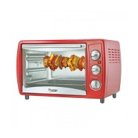 Prestige Oven Toaster Grill POTG 19L RED