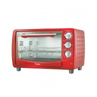 Prestige Oven Toaster Grill POTG 28L RED
