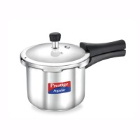 Prestige Popular Stainless Steel Pressure Cooker 3 Ltr