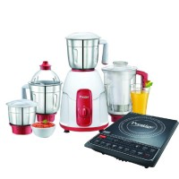 Elegant Mixer Grinder and Induction PIC 16.0 Plus Combo