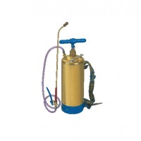 Compressor Sprayer Brass Hand  ISI Marked 9 Ltrs