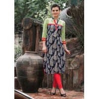 Designer Women Cotton Kurtis (K24)