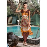 Designer Women Cotton Kurti (K14)