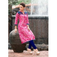 Designer Women Cotton Kurti (K16)