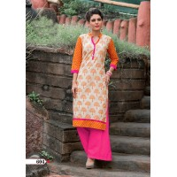 Designer Women Cotton Kurti (K17)