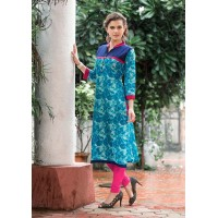 Designer Women Cotton Kurti (K18)
