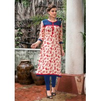 Designer Women Cotton Kurti K19