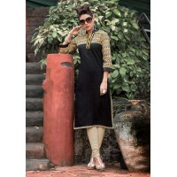 Designer Women Cotton Kurti (K01)