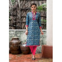 Designer Women Cotton Kurti (K02)