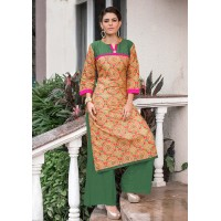 Designer Women Cotton Kurti (K03)