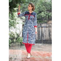 Designer Women Cotton Kurti (K04)