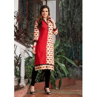Designer Women Cotton Kurti (K07)