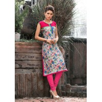 Designer Women Cotton Kurti (K08)