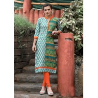Designer Women Cotton Kurti (K11)