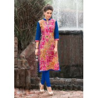 Designer Women Cotton Kurti (K12)