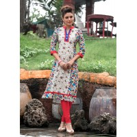 Designer Women Cotton Kurtis (K22)