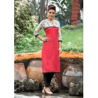 Designer Women Cotton Kurti (K15)