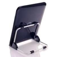ADJUSTABLE UNIVERSAL STAND FOR IPAD AND ANY OTHER TYPES OF TABLET PCS