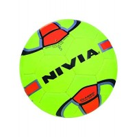 Nivia Classic Football -Lime Green