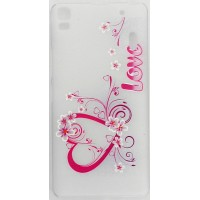 Fancy New Arrival Stylish Printed hard Plastic Back Cover Phone case for Lenovo A7000 (Pattern 10)