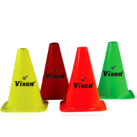 Soccer cones boundary & flags soccer cones 6 inch