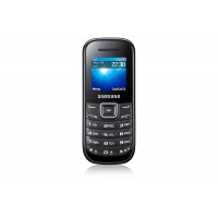 Samsung Guru E1200 Feature Phone BLACK