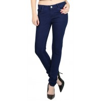 Zadine Royale Blue Basic Jeans