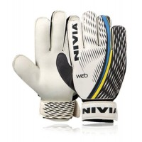 Nivia Web Goal-Keeper Gloves 1 Pair