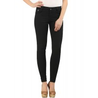 Zadine Black Basic Ladies Jeans