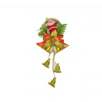 Hanging Bell Large for Christmas Trees  GN040