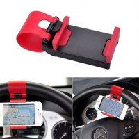 Car Steering wheel Phone Socket Holder EC097