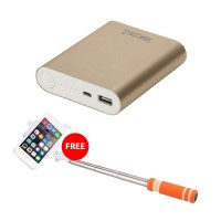 Buy Lionix 10400mah Power Bank Get Selfie Stick Mini Monopod FREE