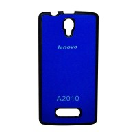 LENOVO A2010 Premium Quality Logo Soft and Semi Hard Plastic Back Case Cover