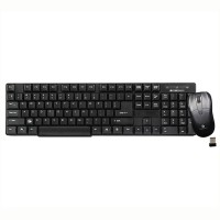 Zebronics Wireless Keyboard & Mouse Combo Companion 6