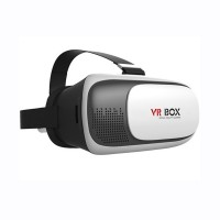 Vr Box Virtual Reality Glasses 3D VR Headsets For 3.5 to 6 Inch Screen Phones
