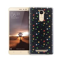 MI Note  3 Printed Designer Back Cover P1