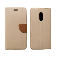 Mi Redmi Note 4 Flip Cover Case Mercury Fancy Diary Wallet