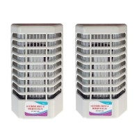 Mosquito Insect Killer Cum Night Lamp 2 Pcs Combo