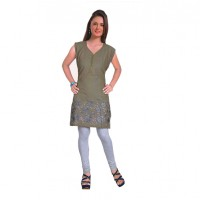 Womens Cotton Kurti 5009