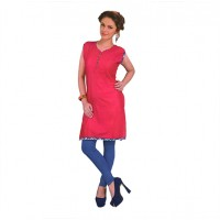 Women's Cotton Kurti 313