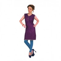 Womens Cotton Kurti 3139