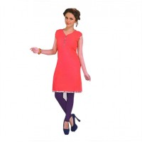 Womens Cotton Kurti 3140
